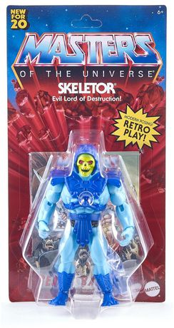 Masters of the Universe Origins Skeletor Action Figure - image 6 of 6
