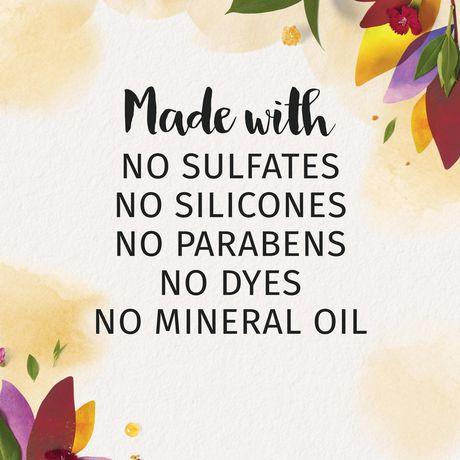 Herbal Essences Bio:Renew Honey & Vitamin B Sulfate-Free Moisture Shampoo - image 5 of 8