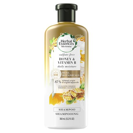 Shampooing hydratant sans sulfate Herbal Essence Bio:Renew Honey & Vitamin B - image 1 de 8