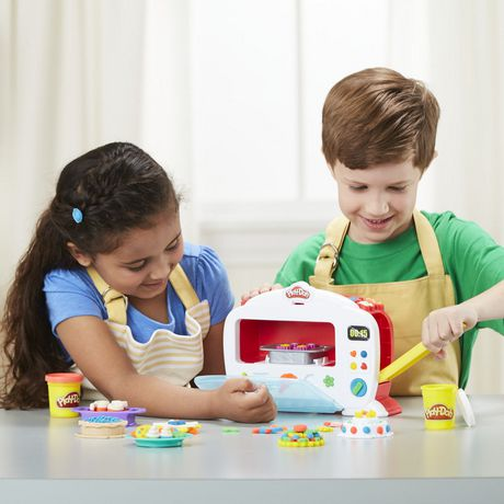 Play Doh Kitchen Creations Magical Oven Walmart Canada