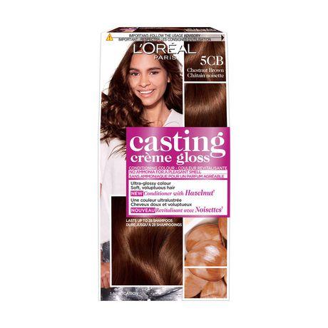 l oréal paris healthy look crème gloss ammonia free hair colour