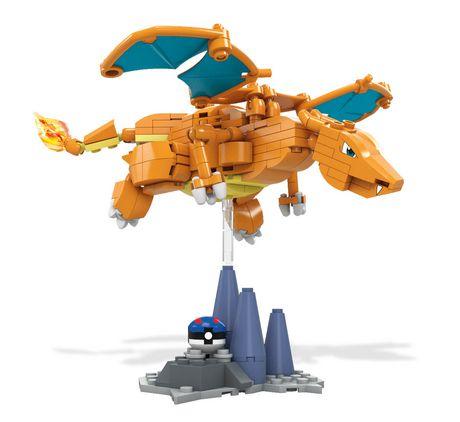 Mega Construx Pokemon Charizard Building Set - image 2 of 4