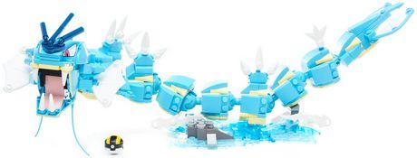 Mega Construx Pokemon Gyarados Building Set - image 5 of 8