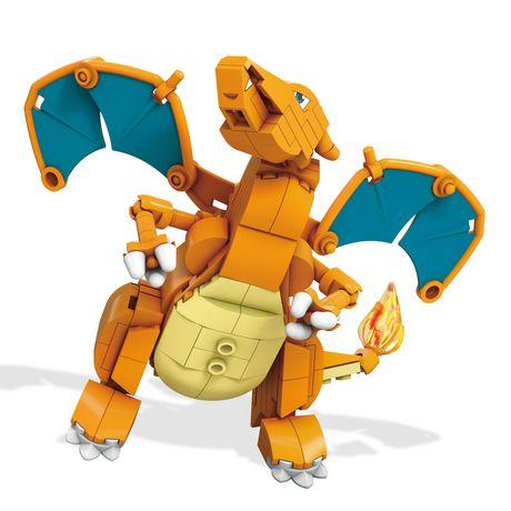 mega construx pokemon charizard building set walmart canada