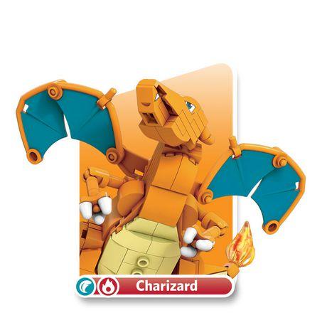 Mega Construx Pokemon Charizard Building Set - image 4 of 4