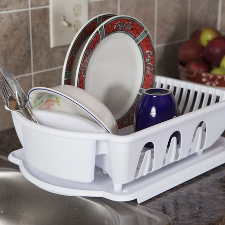 Sterilite 2 Piece White Sink Set Walmart Canada
