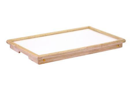 Winsome plateau de lit pour le petit d jeuner avec dessus inclinable 98721 - Plateau pour manger devant la tele ...