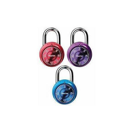 Extremement Mini cadenas Master Lock à combinaison métallique | Walmart Canada BK-13