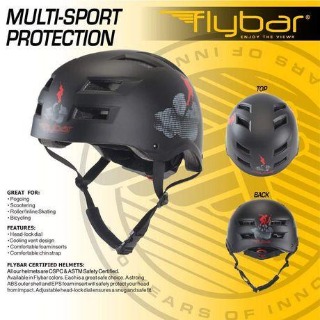 Casque Multi Sport Flybar L/XL - image 3 de 7