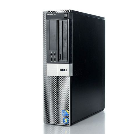 Refurbished Dell Optiplex Desktop Intel i7-2600 990 - image 2 of 4