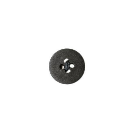 LaVogue La Vogue 14 mm 4-Hole Button - Black - image 2 of 2
