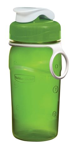 Rubbermaid 20 oz Reuse Plastic Chug Bottle - image 1 of 3