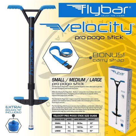 Flybar Velocity Pro Pogo Large - image 3 of 5