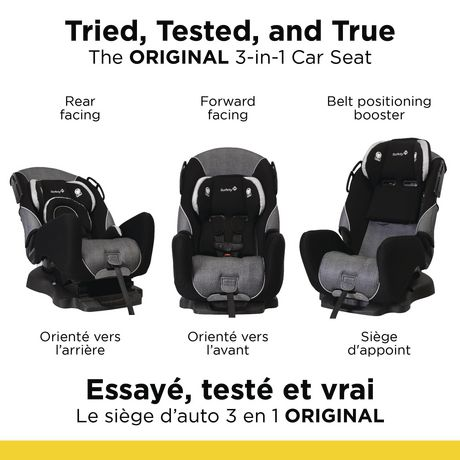 Safety 1st Alpha Omega 3-in-1 Car Seat - image 2 of 9