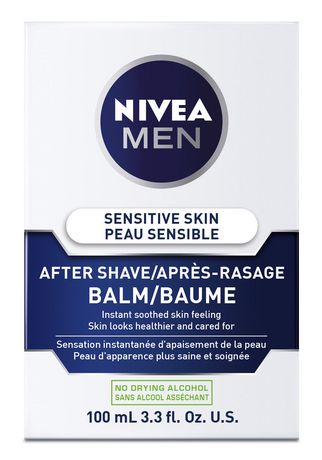 after shave balm for sensitive skin