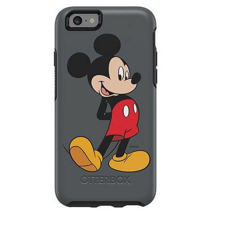 Coque Symmetry Series 90e anniversaire de Mickey pour iPhone 6/6s