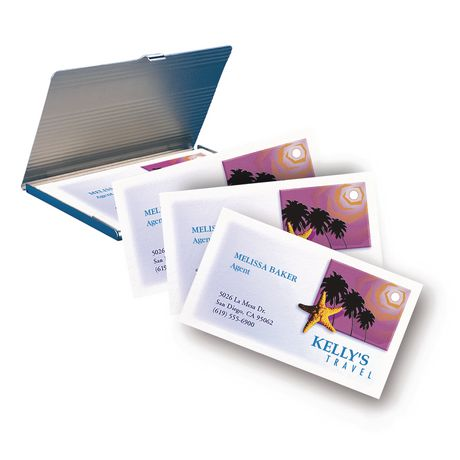 Avery Perforated Business Cards Walmart Canada