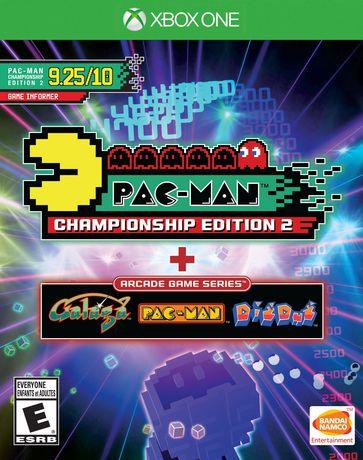 Pac-man championship edition 2 + arcade games series (xbox one.