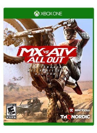 Mxvs Atv All Out Xbone Walmart Canada