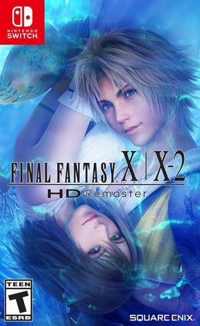 FINAL FANTASY X-X2 HD (Nintendo Switch) - image 1 of 1