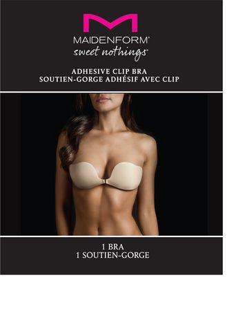 Soutien-Gorge Adhesif Avec Clip - image 2 de 2