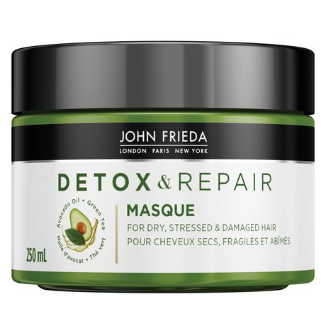 John Frieda Detox & Repair Masque - image 1 of 2