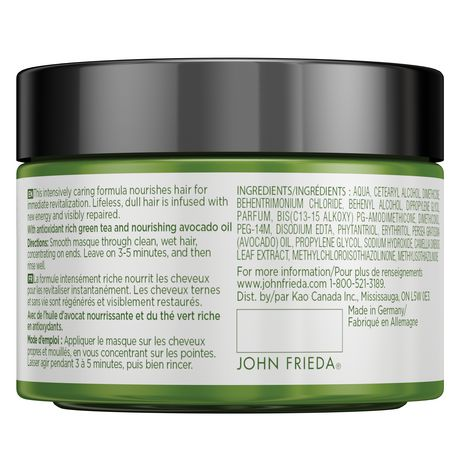 John Frieda Detox & Repair Masque - image 2 of 2