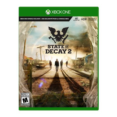 State of Decay 2 Standard Edition (xbox One) - image 1 of 1