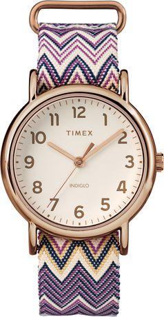 Montre Timex® Weekender Chevron pour Femmes - image 1 de 3