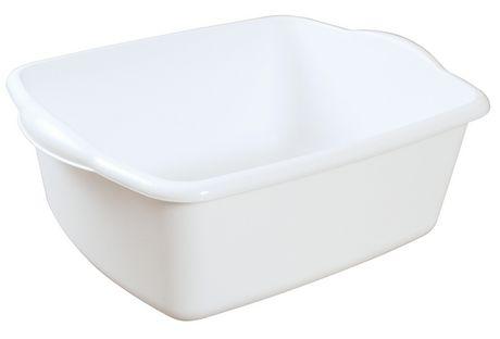Sterilite 11.4 Liter White Dishpan - image 1 of 2