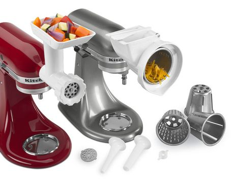 Kitchenaid Gourmet Stand Mixer Attachment Pack Walmart