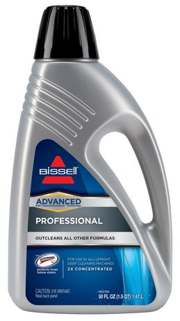 Bissell 174 Advanced Professional Deep Cleaner Formula With