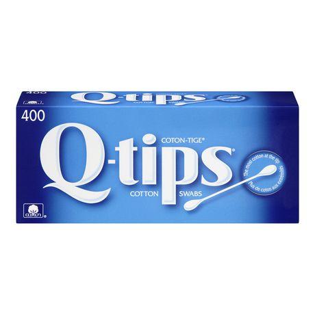 Q-tips Original Cotton Swabs 400 Count - image 2 of 6