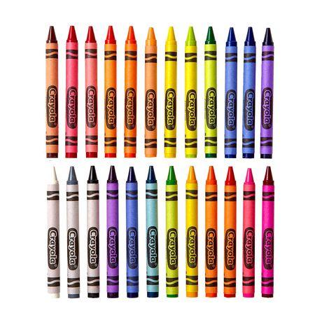 Crayola Crayons, 24 Count - image 3 of 3