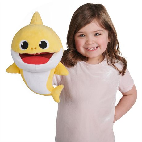 Baby Shark Song Puppet with Tempo Control - image 3 of 5