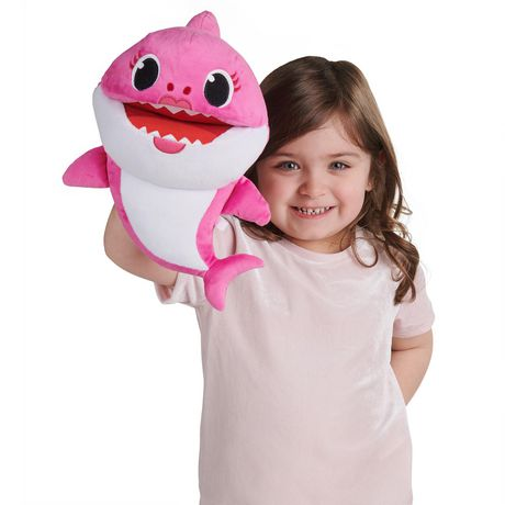 Baby Shark Mommy Shark Song Puppet with Tempo Control - image 3 of 5