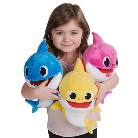 Baby Shark Daddy Shark Song Puppet with Tempo Control - image 4 of 5