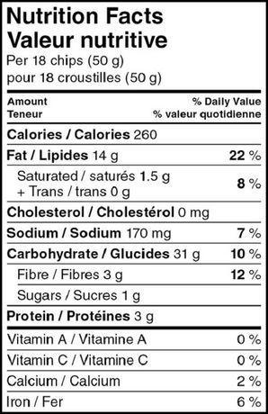 Great Value Multi-Grain Tortilla Chips - image 2 of 3
