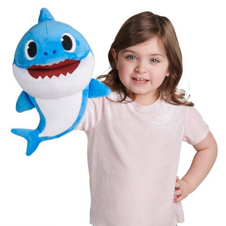 Baby Shark Daddy Shark Song Puppet with Tempo Control - image 3 of 5