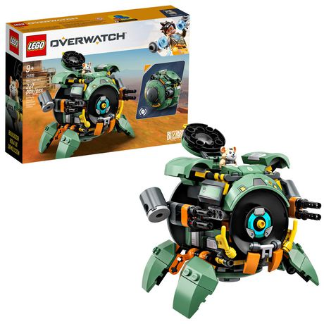 Lego Overwatch Wrecking Ball 75976 Toy Building Kit (227 Pieces)