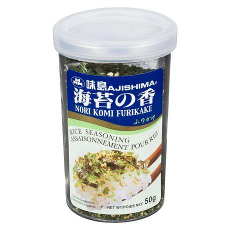 Ajishima Nori Komi Furikake Rice Seasoning - image 1 of 2