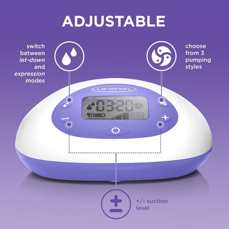 Lansinoh Signature Pro Double Electric Breast Pump - image 5 of 5