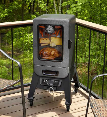 Pit Boss 2-Series Digital Electric Smoker - Walmart Edition - image 2 of 4