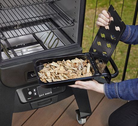 Pit Boss 2-Series Digital Electric Smoker - Walmart Edition - image 4 of 4