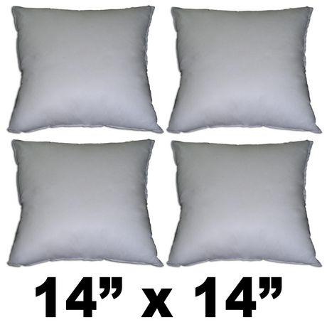 Coussin de forme carrée Hometex de remplissage en polyester - image 1 de 9