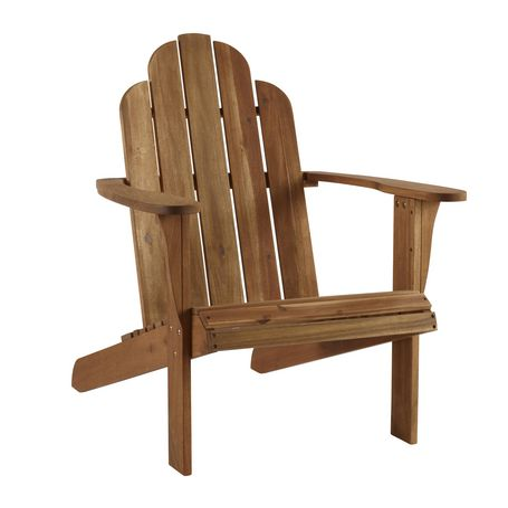 Peachy Teak Adirondack Outdoor Chair Walmart Canada Creativecarmelina Interior Chair Design Creativecarmelinacom