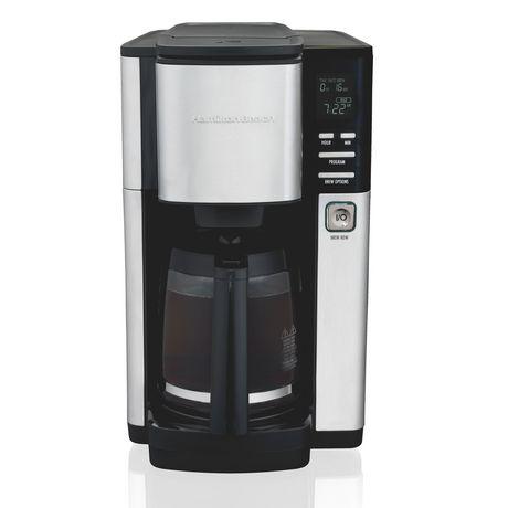 Hamilton Beach Programmable Easy Access plus Coffee Maker ...