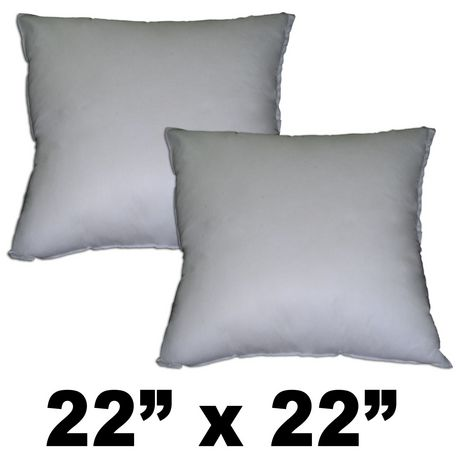 Hometex Square Polyester Fill Pillow Form - image 1 of 9