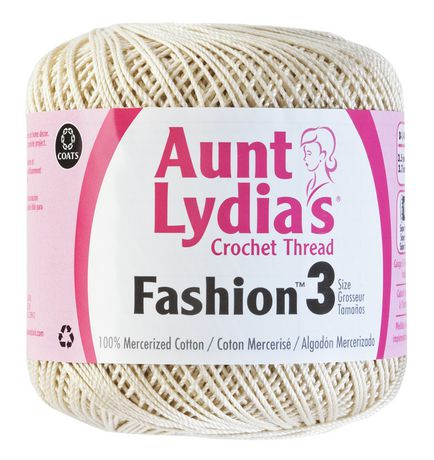 Fashion crochet thread size 3 41