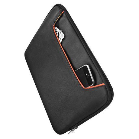 pochette avec mousse m moire pour ordinateur portable commute d 39 everki 11 6 po. Black Bedroom Furniture Sets. Home Design Ideas